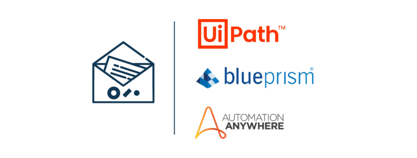 Emailbot available at UiPath, Automation Anywhere and Blueprism