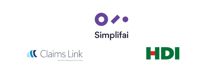 Simplifai to develop digital lawyer solution with Claims Link and HDI Global Specialty